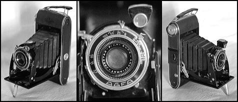 Vài em máy ảnh cổ độc cho anh em sưu tầm Yashica,Polaroid,AGFA,Canon đủ thể loại!!! - 1